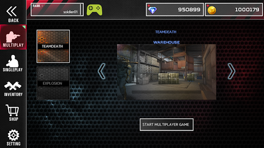 Combat Soldier – FPS Game Hack Android and iOS 3