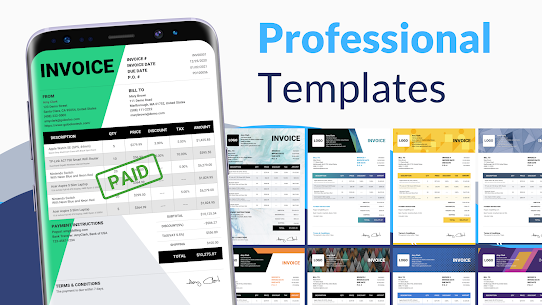 Invoice Maker MOD APK (VIP Unlocked) Download for Android 2