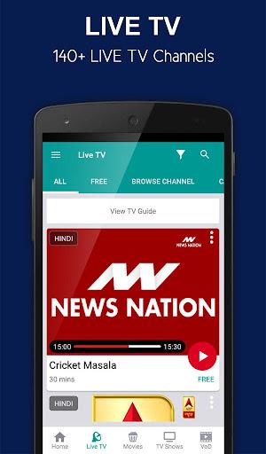 Foto do nexGTv HD:Mobile TV, Live TV