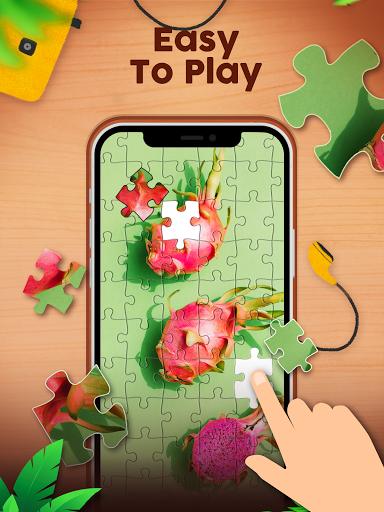 Jigsaw Puzzles - Magic Collection Games  screenshots 8