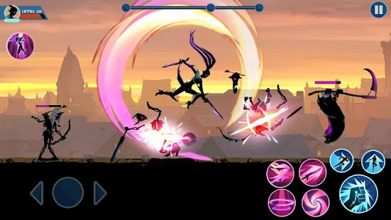 Shadow Fighter Screenshot