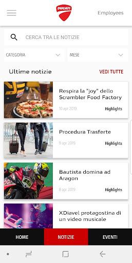 ducati employees screenshot 3