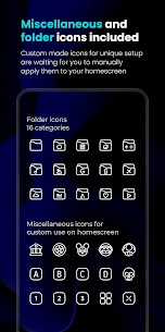 Caelus White Icon Pack APK (PAID) Download Latest 5