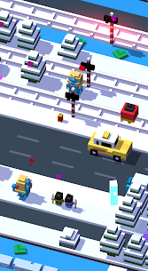 Crossy Road MOD (Unlimited Coins/Money) 3