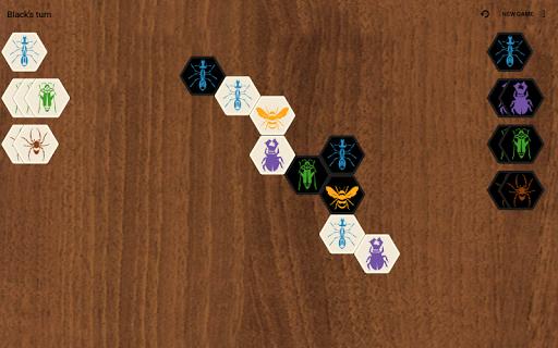Hive with AI (board game) 12.1.2 screenshots 13
