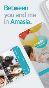 Love is borderless.Meet your true one on Amasia Screenshot