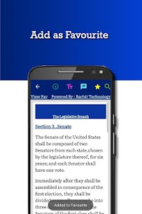 Law App  United States Code, Acts, Constitution… Apk 4