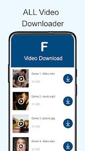 Free Tube Video Downloader 2021 – Download HD Videos Apk Download 2021 3