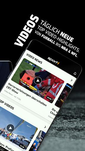 SPORT1 - Fussball News, Liveticker & Sport heute 10.66.44 screenshots 5