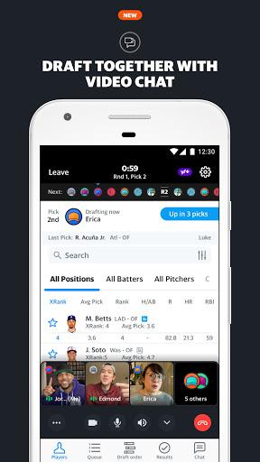 Yahoo Fantasy Sports: Football, Baseball & More 10.27.0 screenshots 1