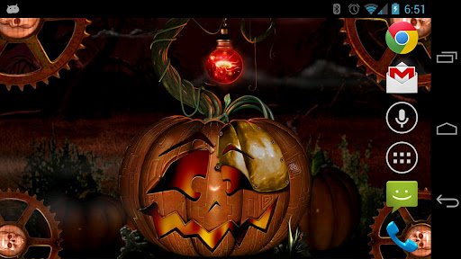 Halloween Steampunkin LWP For PC Windows (7, 8, 10, 10X) & Mac Computer Image Number- 11