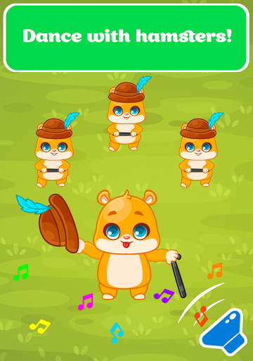 Babyphone - baby music games with Animals, Numbers 1.9.11 Screenshots 10