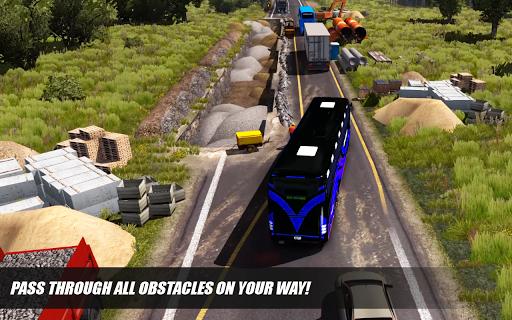 Bus Simulator heavy coach euro bus driving game 1.0 screenshots 2