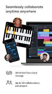 BandLab u2013 Music Recording Studio & Social Network 10.0.5 APK screenshots 7