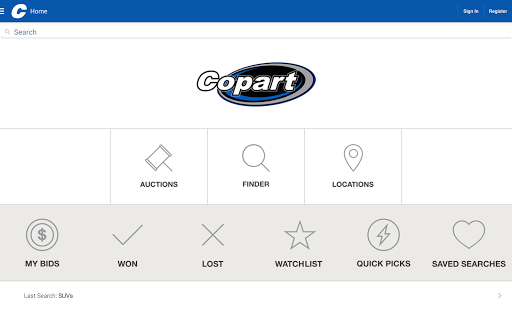 Copart u2013 Salvage Car Auctions 5.6.5 Screenshots 9