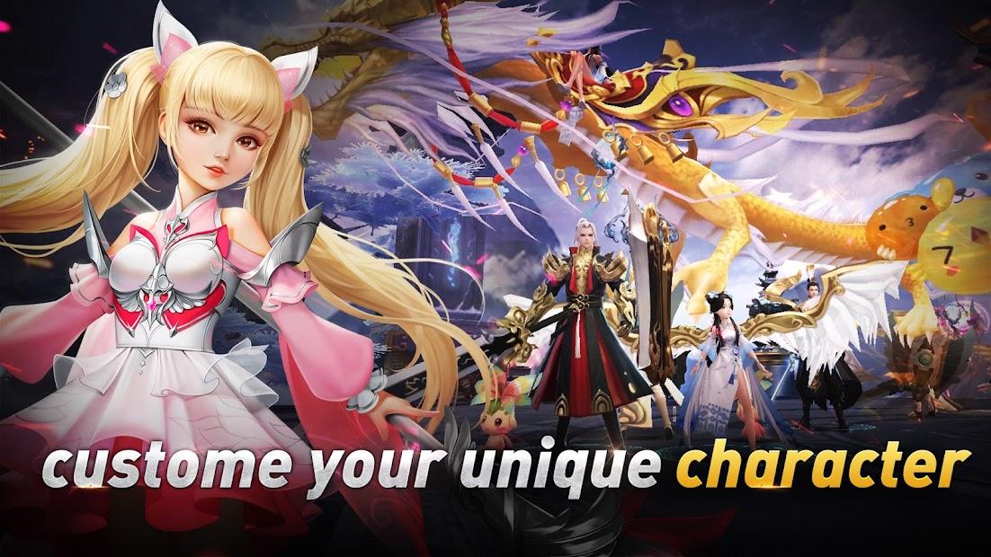 Soul Crush: Kongfu World screenshot 2