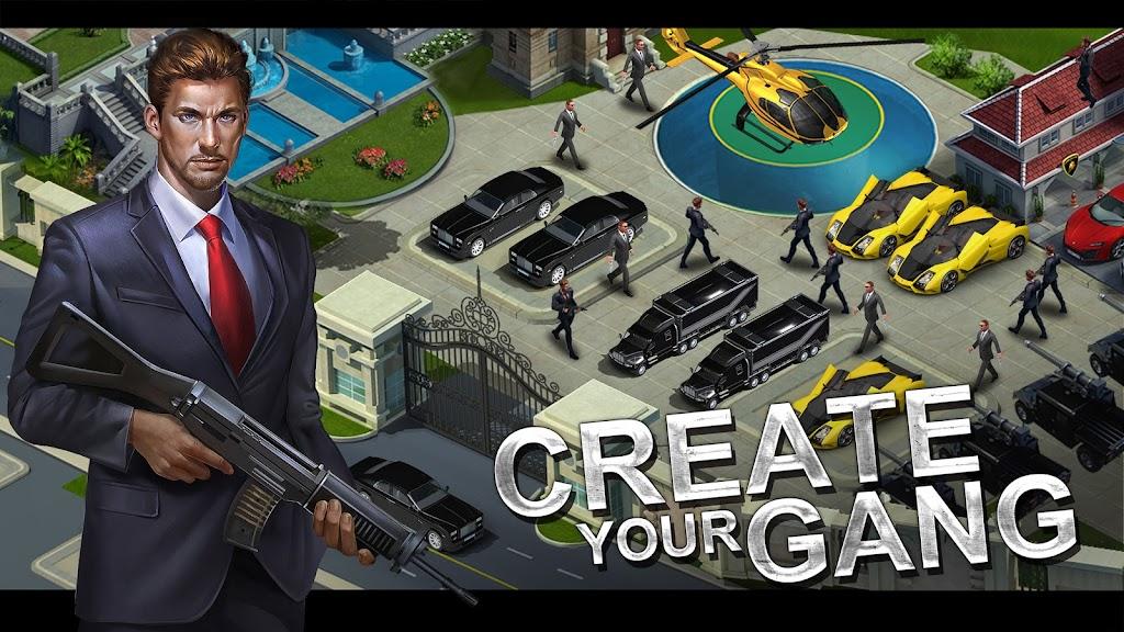 Mafia City poster 1