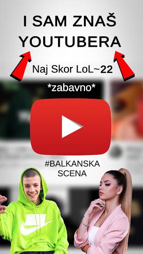 I Sam Znau0161 Jutjubera apkdebit screenshots 1