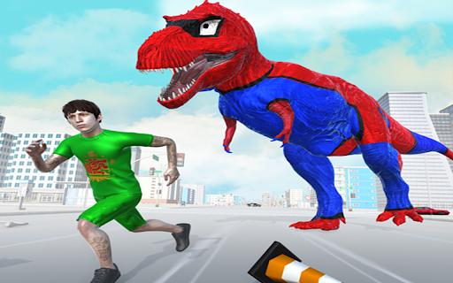 Extreme City Dinosaur Smasher 3D City Riots 1.42 screenshots 1