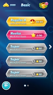 Block Hexa Puzzle MOD (Unlimited Gold Coins) 4