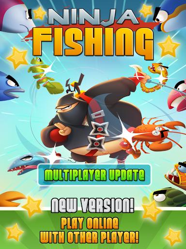 Ninja Fishing 2.5.2 screenshots 9