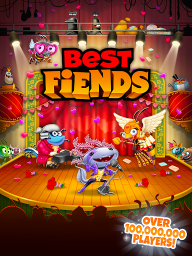 Best Fiends - Free Puzzle Game modavailable screenshots 15