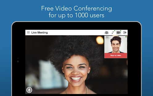 Free Conference Call Screenshot