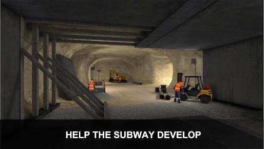 Subway Simulator 3D MOD APK (Unlimited Money) 5