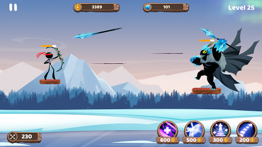 Mr. Archers: Archery game - bow & arrow 1.10.1 screenshots 3