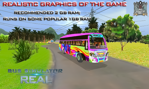 Bus Simulator Real 2.8.3 screenshots 17