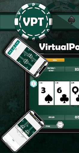 Virtual Poker Table : Cards, Chips & Dealer  screenshots 1