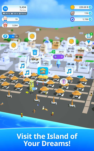 Santorini: Pocket Game  screenshots 18