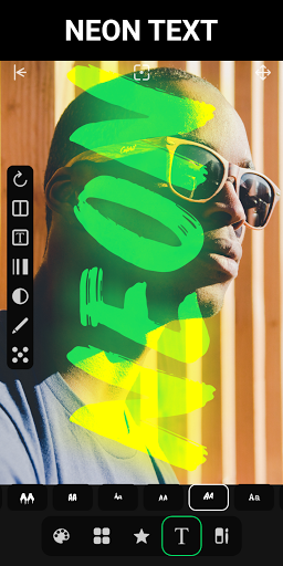 Download APK: Neon – Photo Effects v5.2 [Pro]