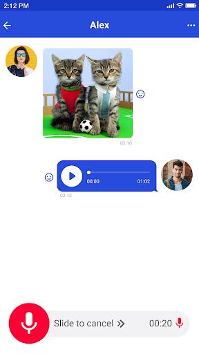 Messages apktram screenshots 6