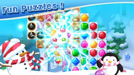 Jewel Match Puzzle Star 2021 Apkfinish screenshots 6