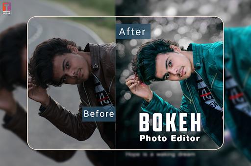 Bokeh Cut Cut - Background Changer &  Photo Editor apktram screenshots 4