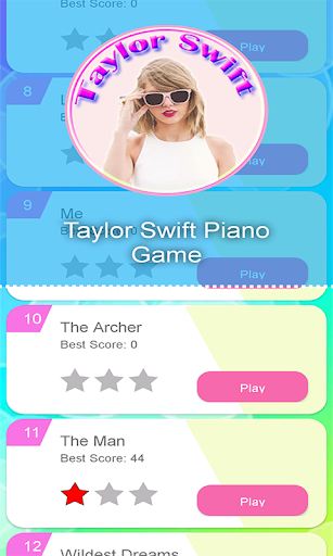 willow taylor swift new songs piano game 1.3 screenshots 19