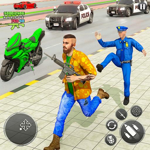 Grandest Gangster Bank Robbery:Gangster Crime Game