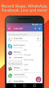 Call Recorder – Cube ACR MOD (Pro) 2
