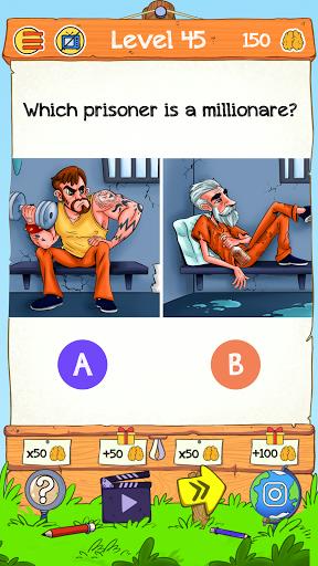 Braindom 2: Who is Lying? Fun Brain Teaser Riddles screenshots 4