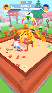 Food Fight 3D Hack Online (Android iOS) 1