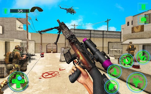Unknown Modern Commando Action Game Game Hack Android and iOS 2