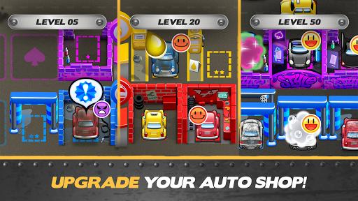 Tiny Auto Shop - Car Wash and Garage Game 1.4.9 screenshots 3