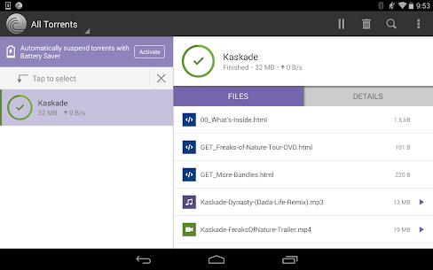 BitTorrent Pro APK (MOD, Full Unlocked) 7