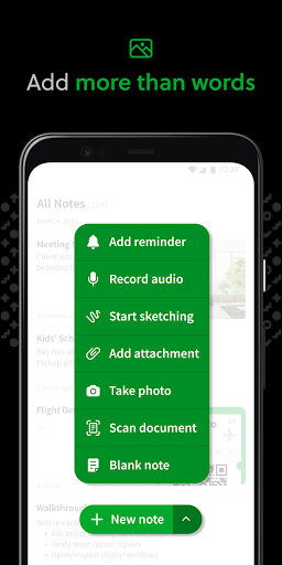 Evernote - Notes Organizer & Daily Planner screen 2