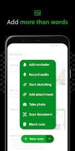 Evernote – Notes Organizer & Daily Planner MOD APK V8.12.5 – (Pro Unlocked) 3