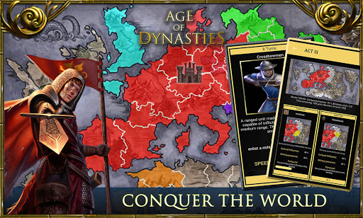 Age of Dynasties: Medieval War apktram screenshots 17