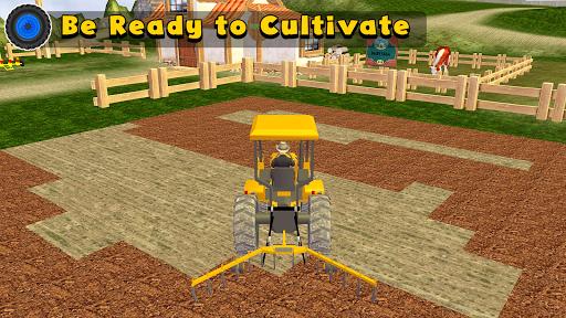 Tractor Farming Driver : Village Simulator 2020 2.3 screenshots 2