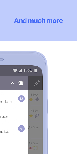 ProtonMail - Encrypted Email android2mod screenshots 6