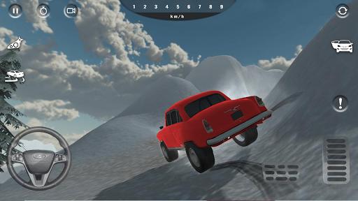 Russian Car Simulator 2.0.1 screenshots 6